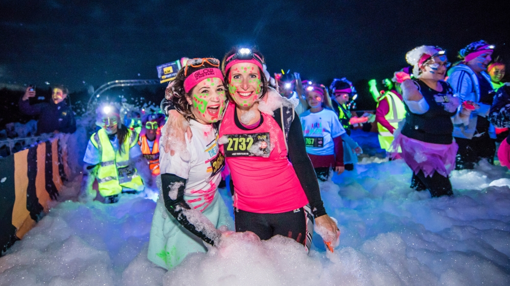 Penshurst's Run or Dye starts to glow after raising £100,000