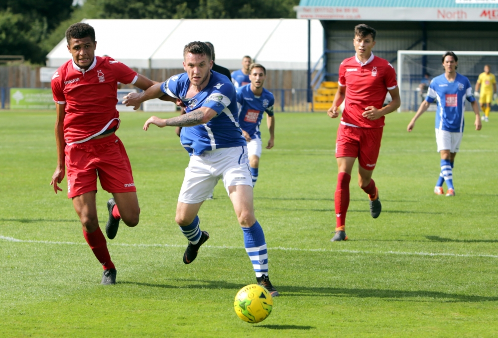 Football: Tonbridge Angels denied by late winner after injury to keeper Henly