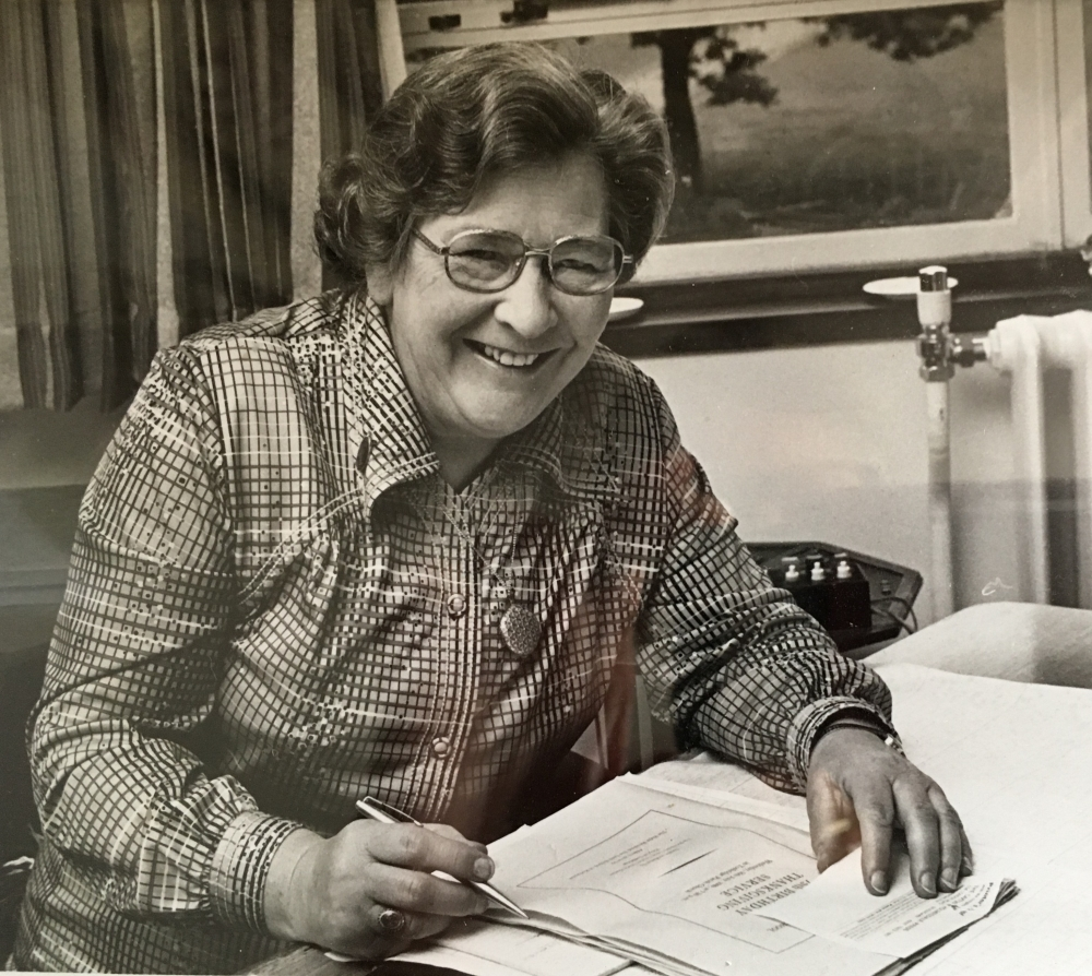 Remembering Tonbridge Grammar Headteacher Barbara Mitchener