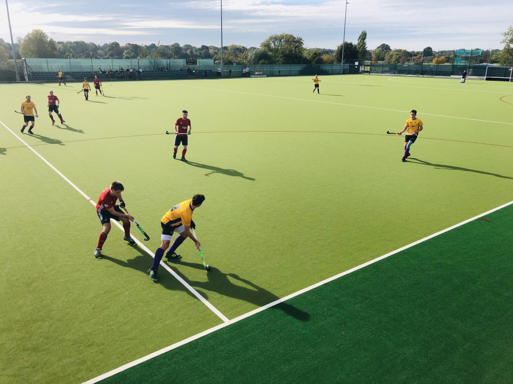 Hockey: Tunbridge Wells Men up and running after knocking Winchester off stride