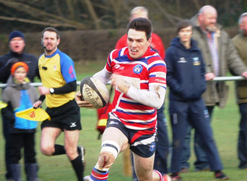 Rugby: Battling TJs denied by last kick of the game
