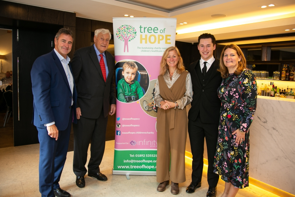 Sporting Heroes are pure gold for Tree of Hope