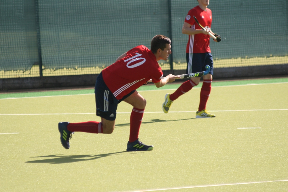 Hockey: George shows skills as Tunbridge Wells battle for draw