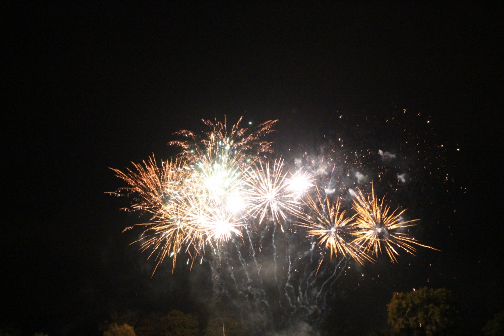 How you can watch fireworks at Dunorlan Park