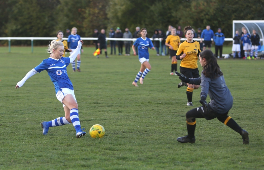 Football: Mighty Mackley and Tonbridge Angels run Maidstone ragged
