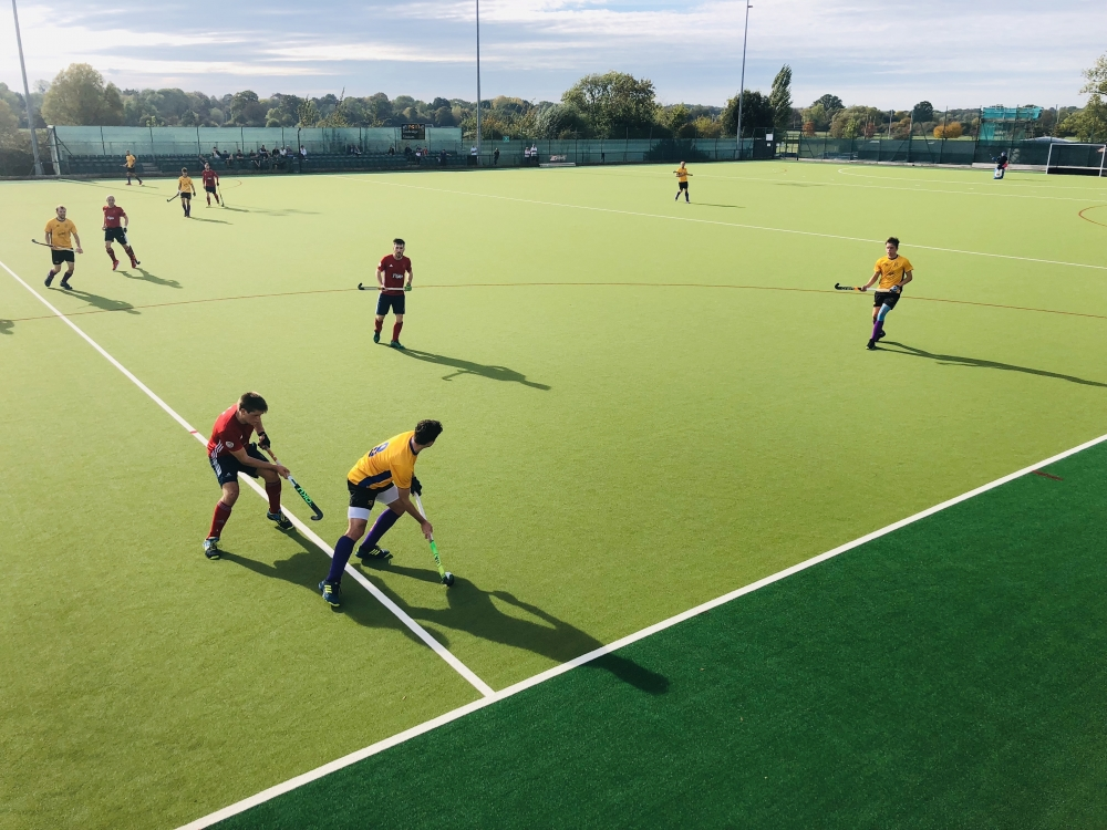 Hockey: Woodcock secures deserved point for Tunbridge Wells