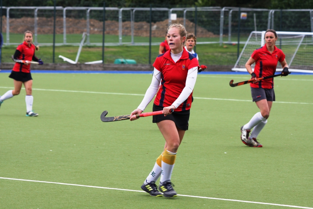 Hockey: Seeley runs show but Tunbridge Wells Ladies denied at end