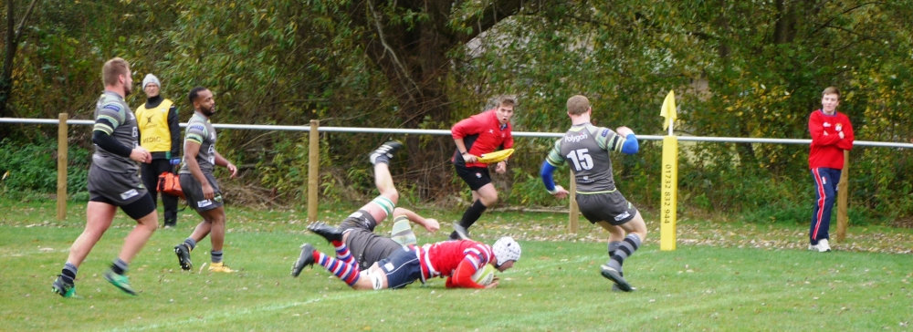 Rugby: Galloping Watson keeps Tonbridge Juddians' noses in front