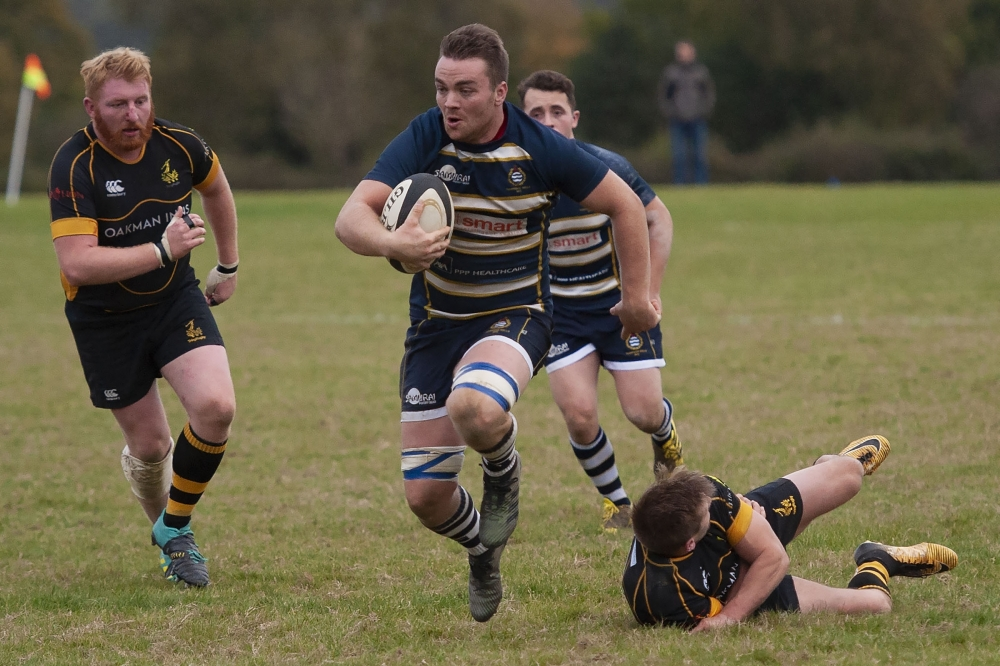 Rugby: Reynolds leads charge as Tunbridge Wells show spirit