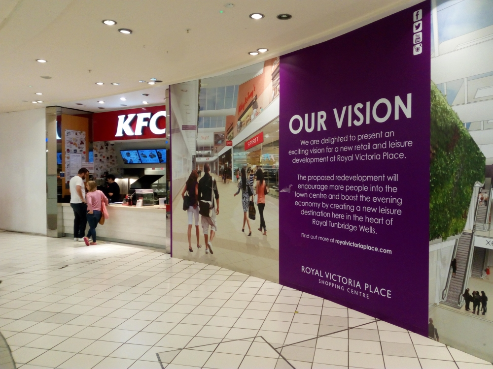 KFC is closing in Tunbridge Wells