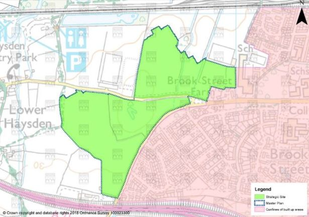 Public meeting about building on Tonbridge's Green Belt