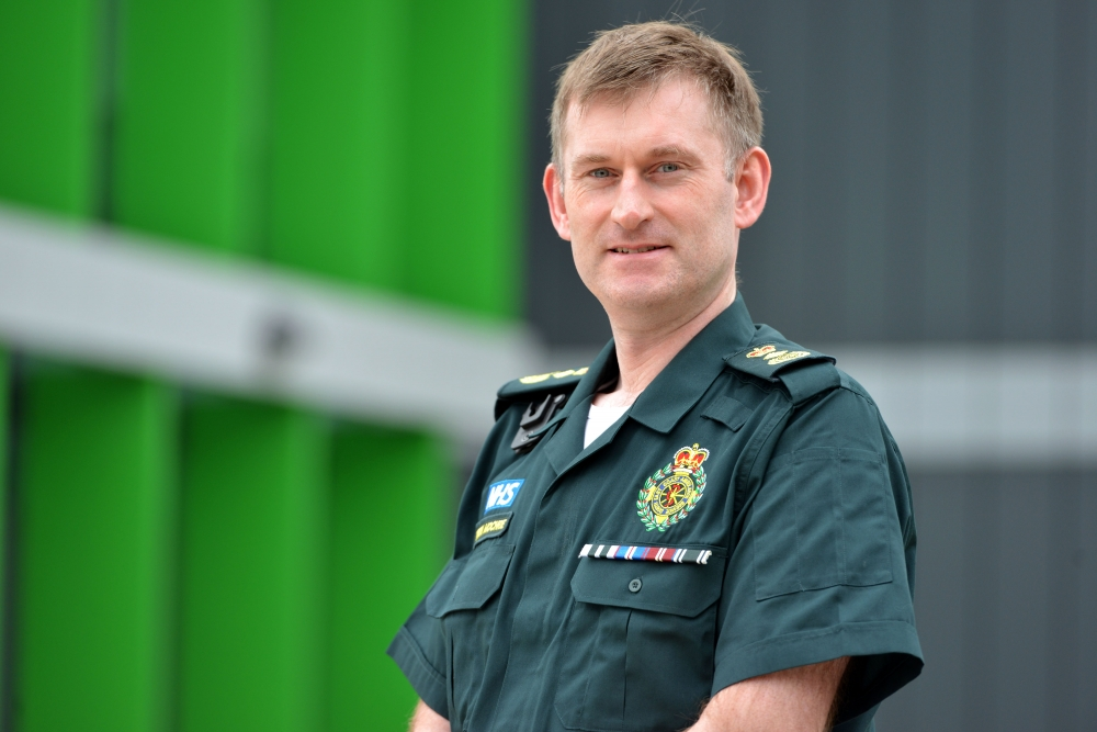 Ambulance service chief announces departure days after report released
