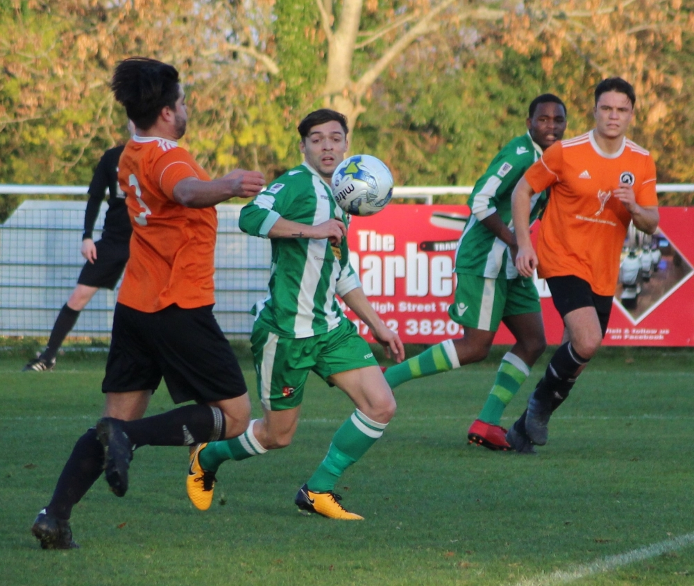 Football: Coach Murray promoted but Rusthall pay for early error