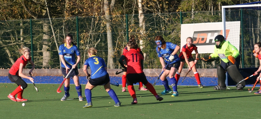 Hockey: Tunbridge Wells Ladies lack ruthless streak up front