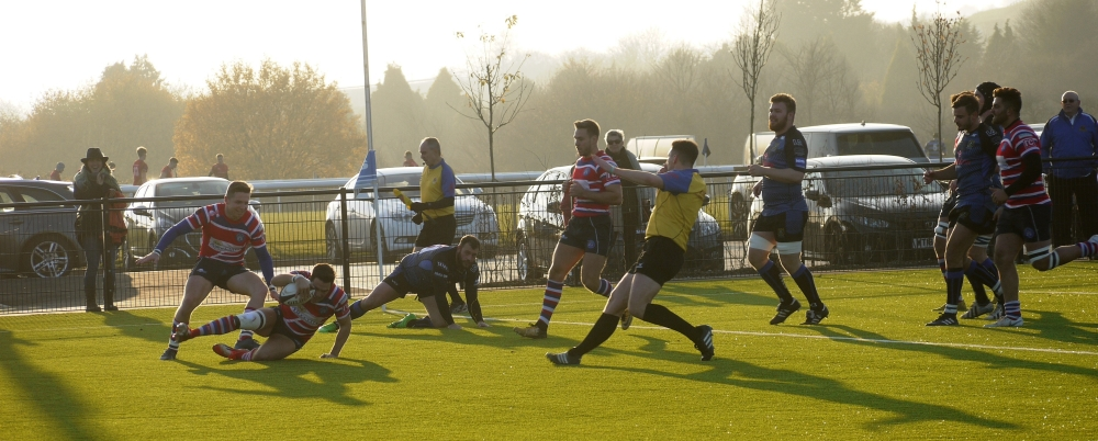 Rugby: Tonbridge Juddians have the edge after Colderick hat-trick