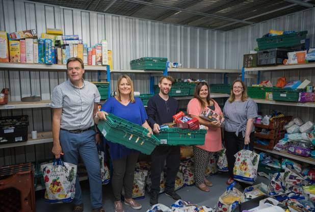 How you can help Nourish Foodbank's Twelve Days of Christmas