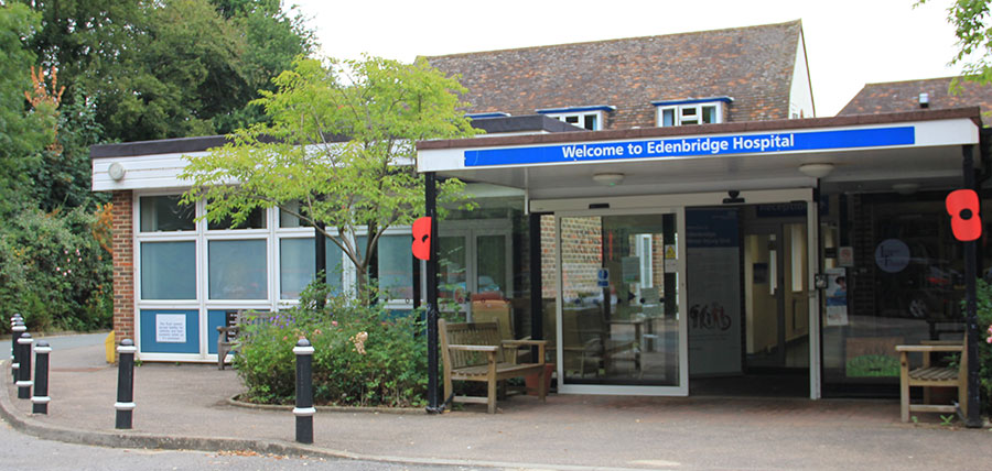 Locals asked for views on new Edenbridge hospital