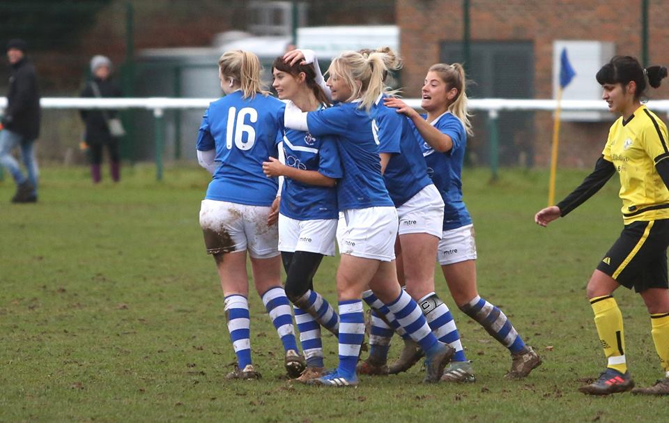 Football: Tonbridge Angels Ladies star Mackley sees off mighty Herne Bay