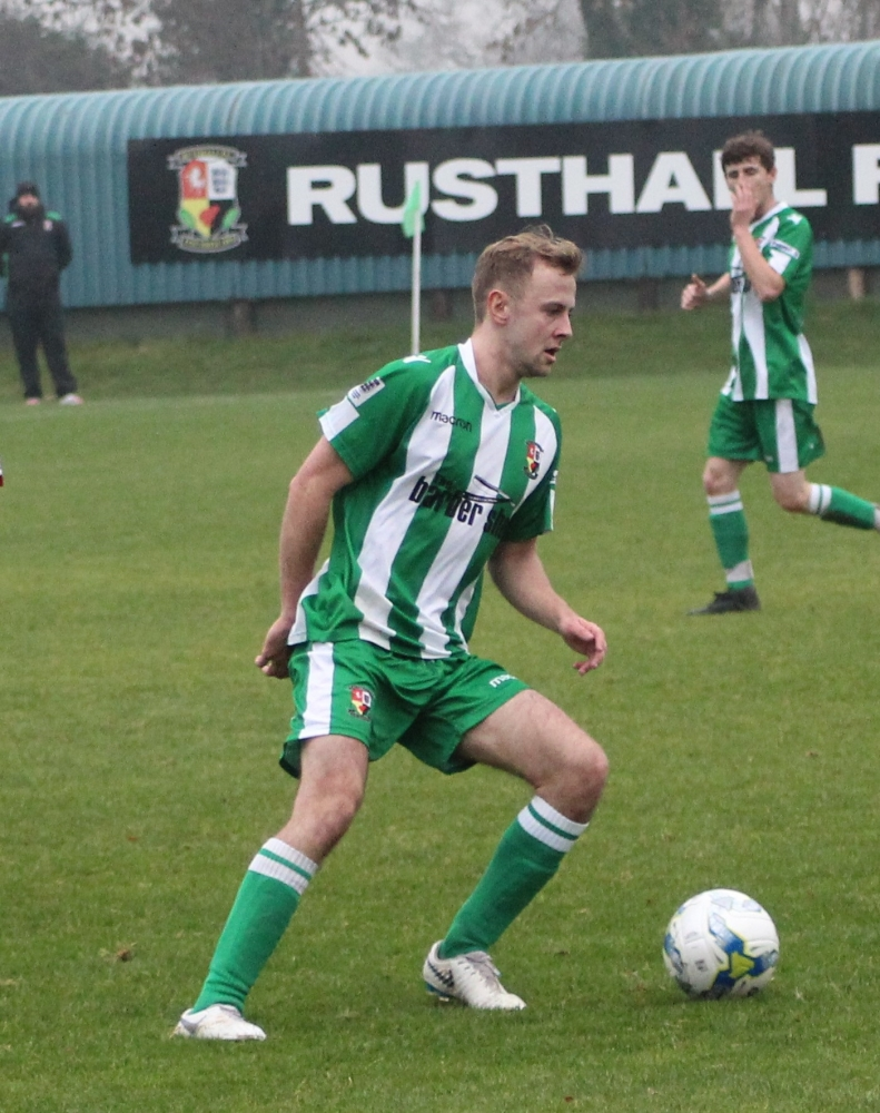 Football: James at double to kick-start Rusthall's Charity Cup defence