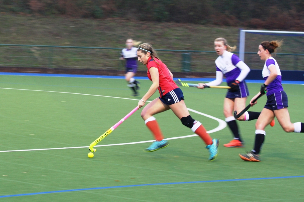 Hockey: Wilson pulls strings for battling Tunbridge Wells