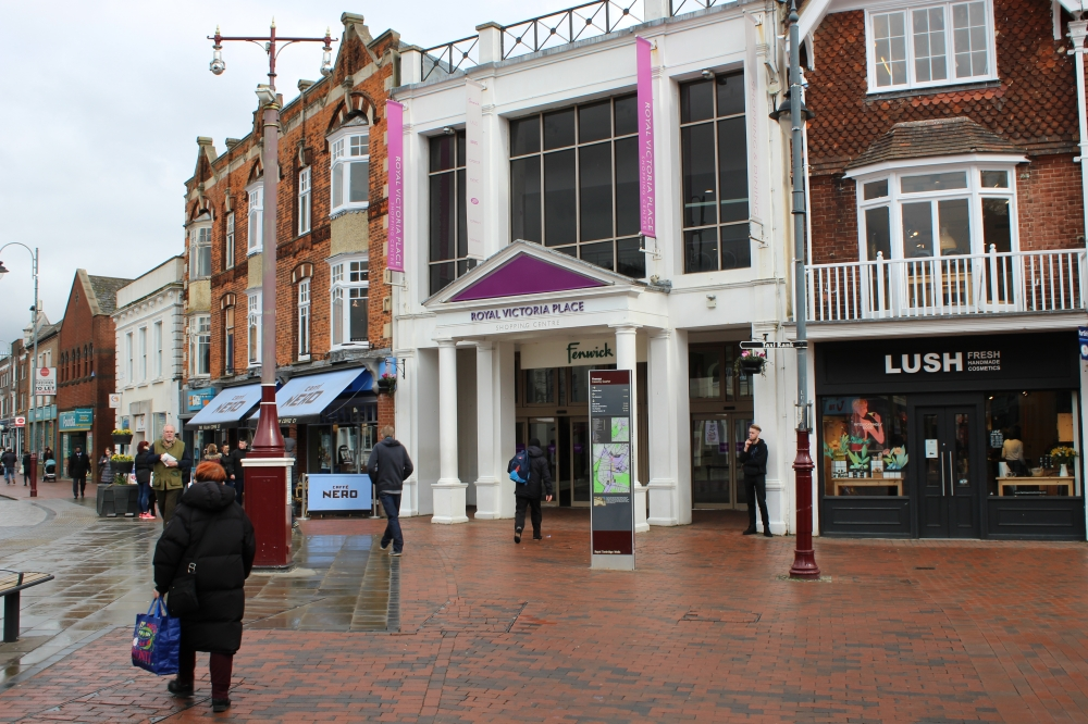 Cinema at Royal Victoria Place 'not ruled out'