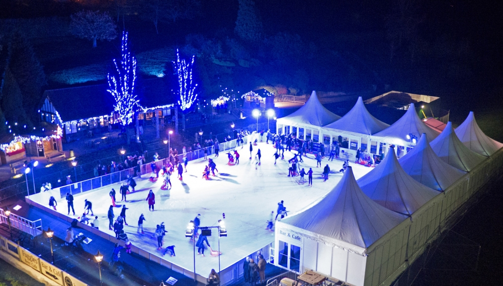How you can enjoy the Calverley Grounds Ice Rink