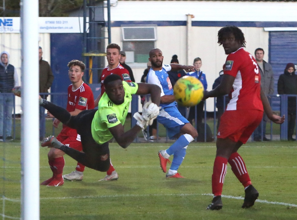 Football: Tonbridge Angels break down Whitehawk's resistance