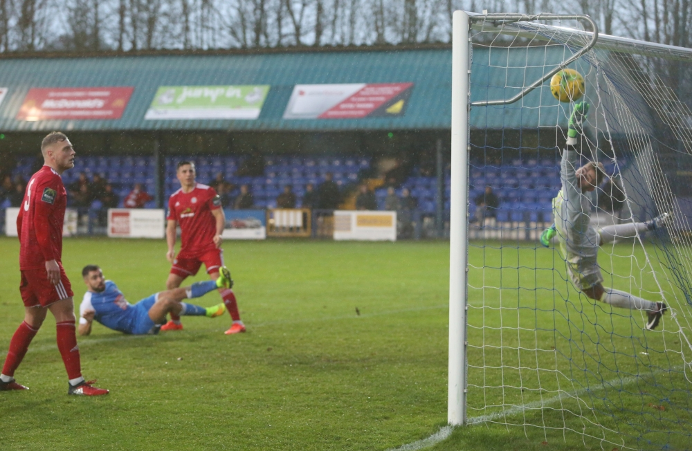 Football: Controversial sending-off upsets Tonbridge Angels