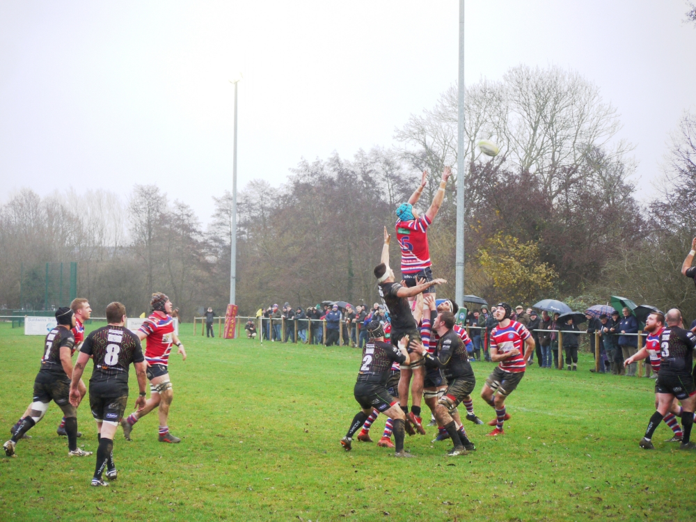 Rugby: Torment of Tout keeps Tonbridge Juddians' run going