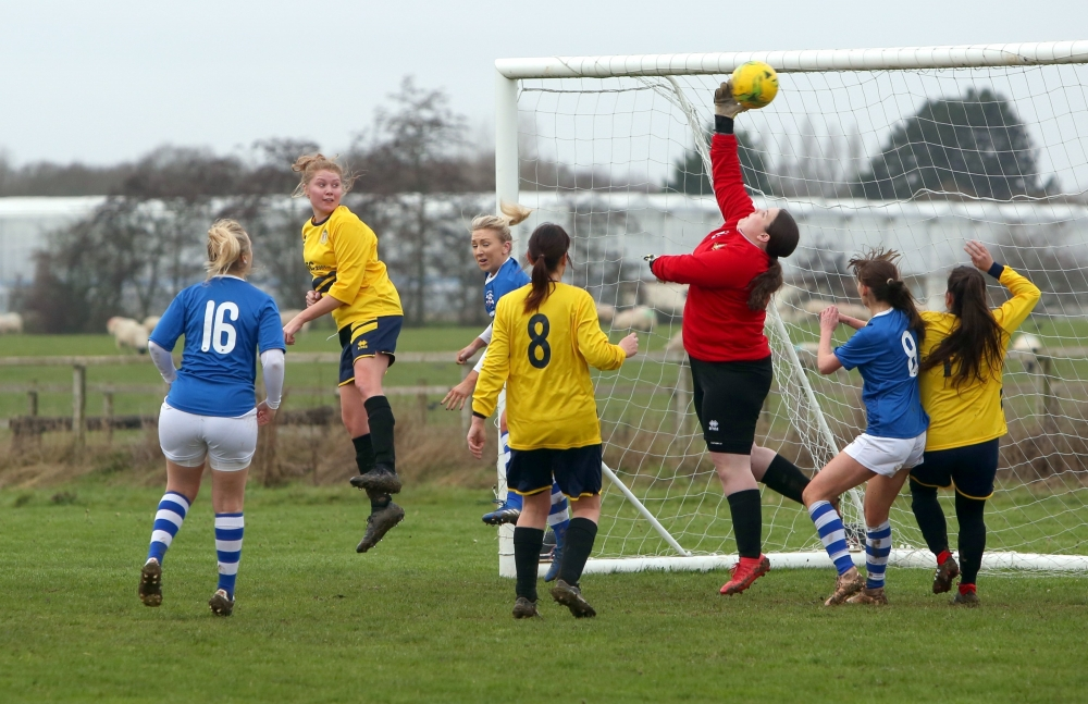 Football: Sharp-shooter Janes brings up fifty for Tonbridge Angels Ladies