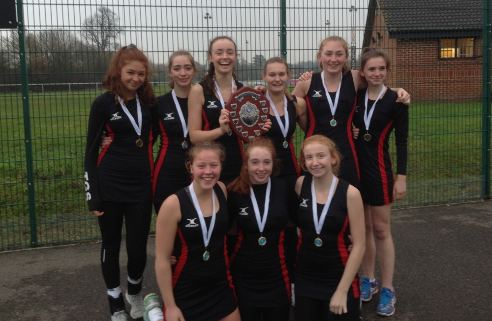 Netball: Tonbridge Grammar add another county crown to their haul