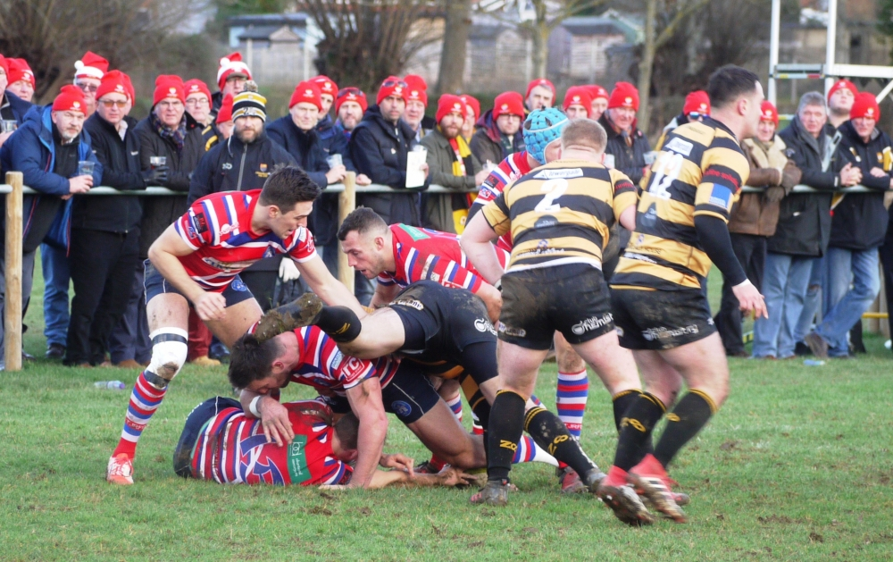 Rugby: Tonbridge Juddians are eight straight games unbeaten