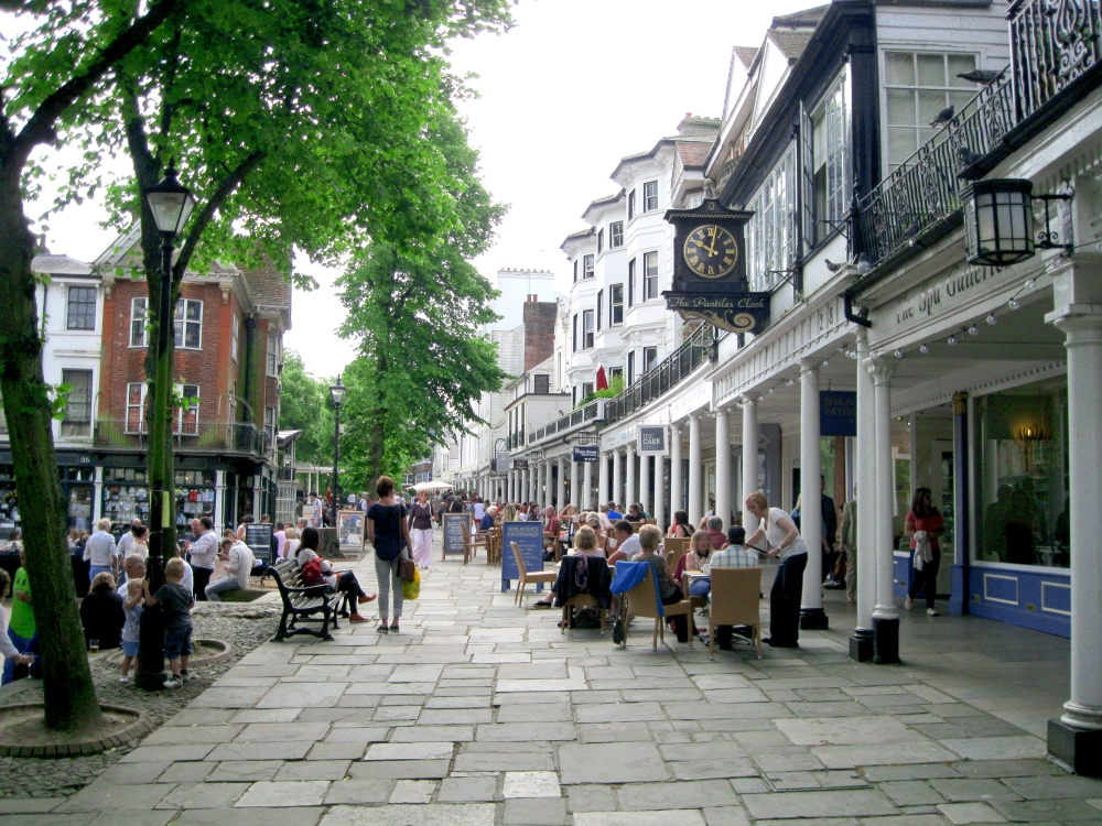 The Forgotten Secret: Paving the way for The Pantiles