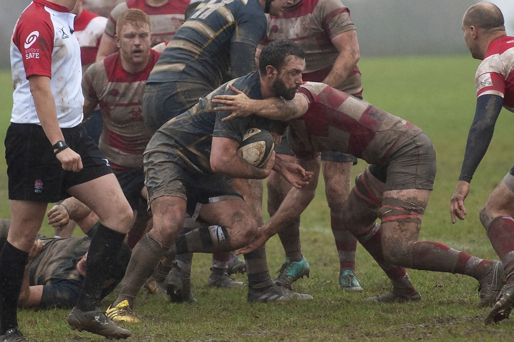 Rugby: Hathaway leads charge as Wells find their feet again