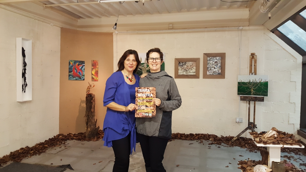 Nine Tonbridge artists look at impact of humanity
