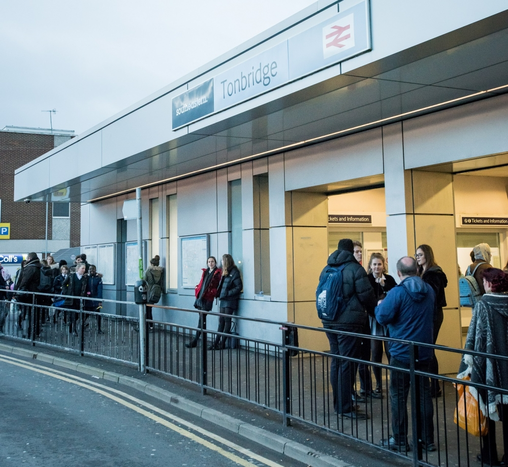 Tonbridge commuters 'ripped off because they can afford it'