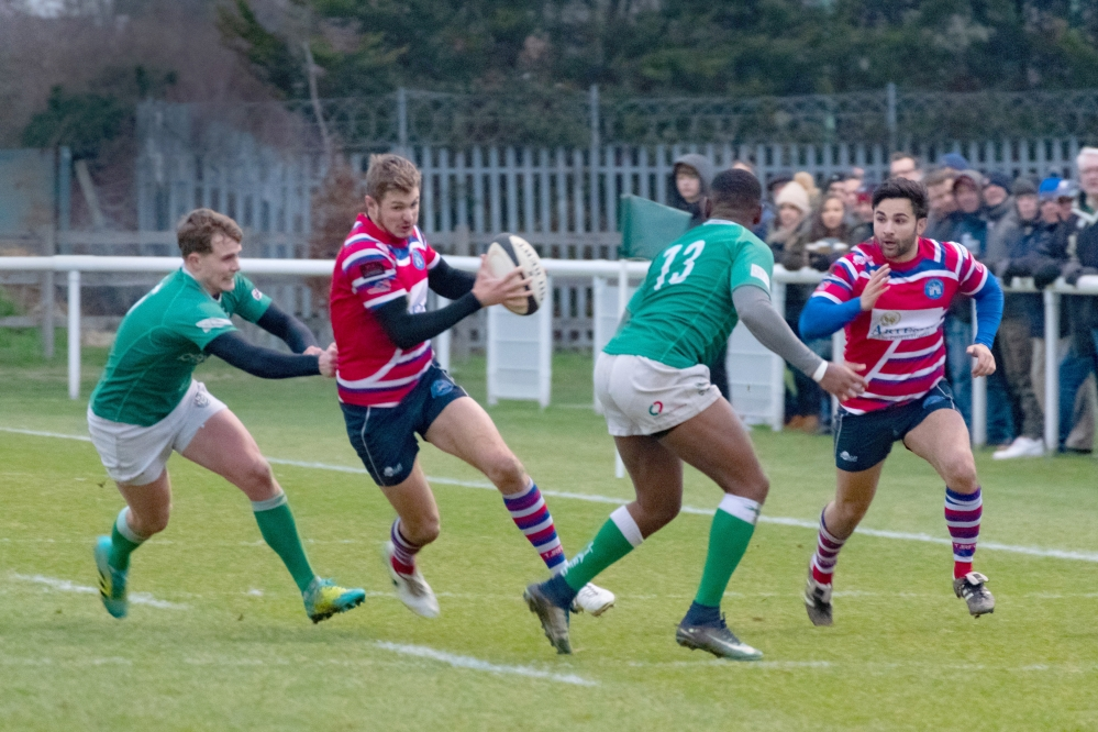 Rugby: Tonbridge Juddians crash to defeat against lowly London Irish