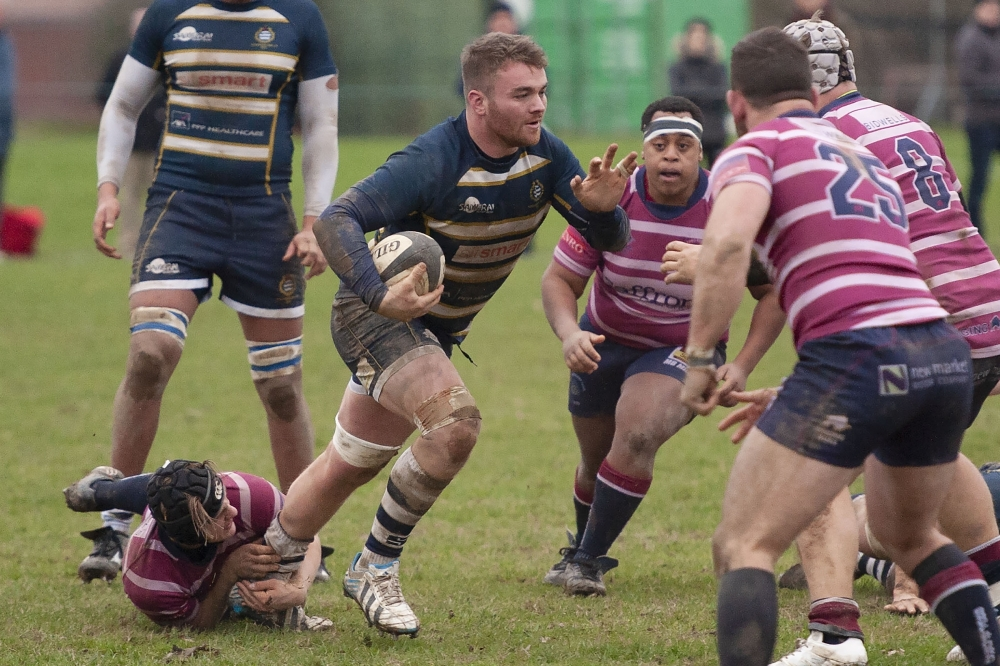 Rugby: Tunbridge Wells stamp authority on Shelford despite bookings