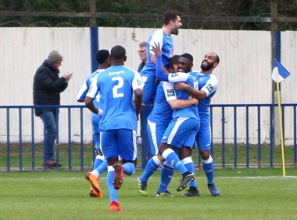 Football: Tonbridge Angels return to winning ways at last