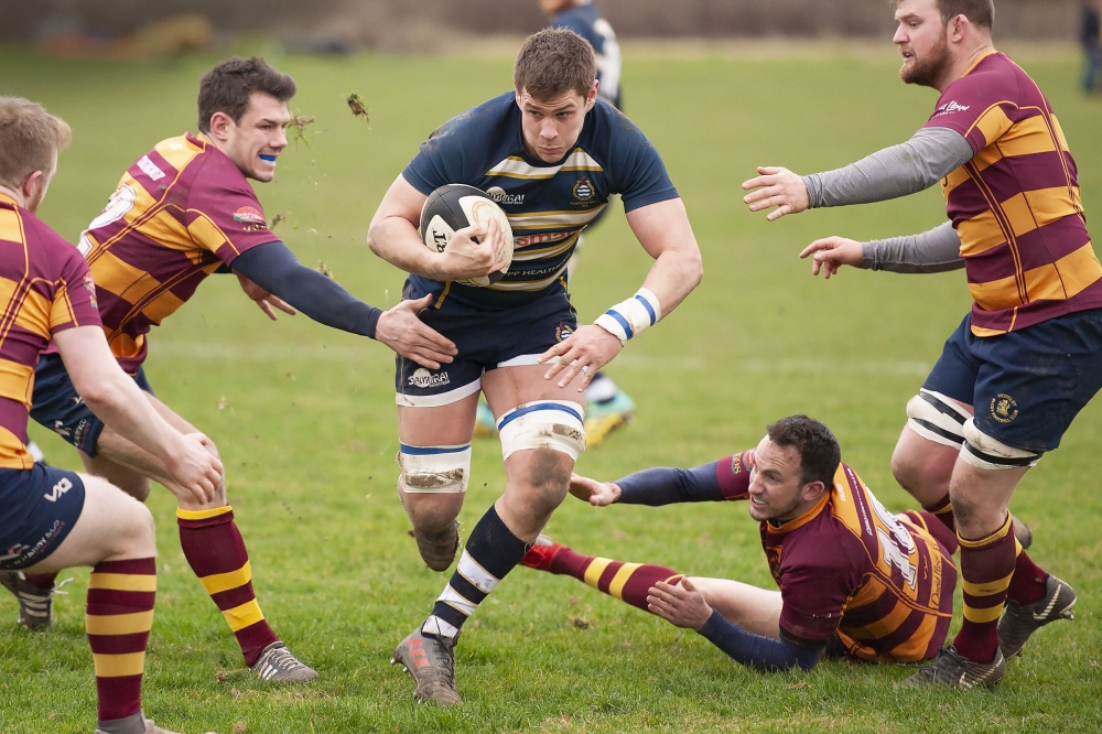 Rugby: Tunbridge Wells hit the wall at fortress Westcliff