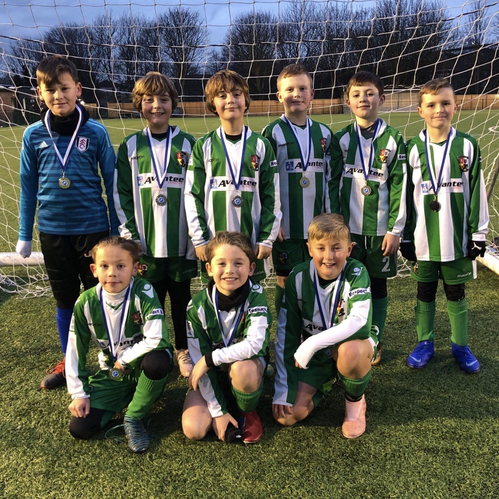 Football: Rusthall juniors shine at Millwall and Reading