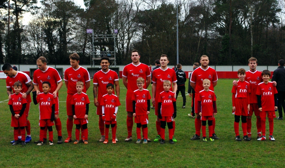 Football: Tunbridge Wells denied after long shootout