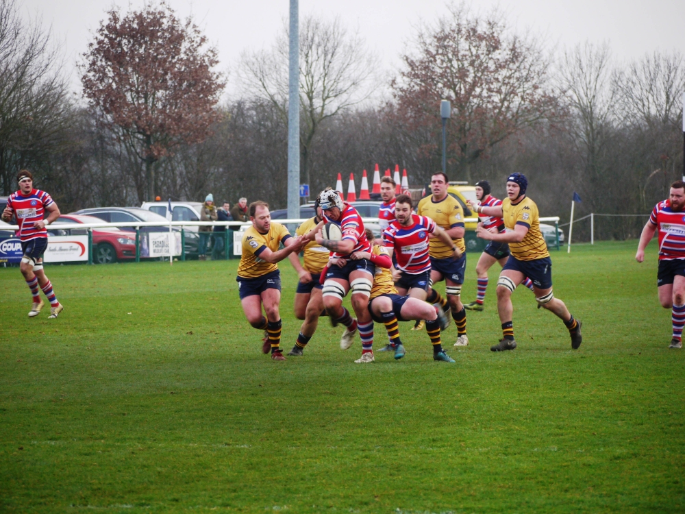 Rugby: Tonbridge Juddians run riot at Old Albanians