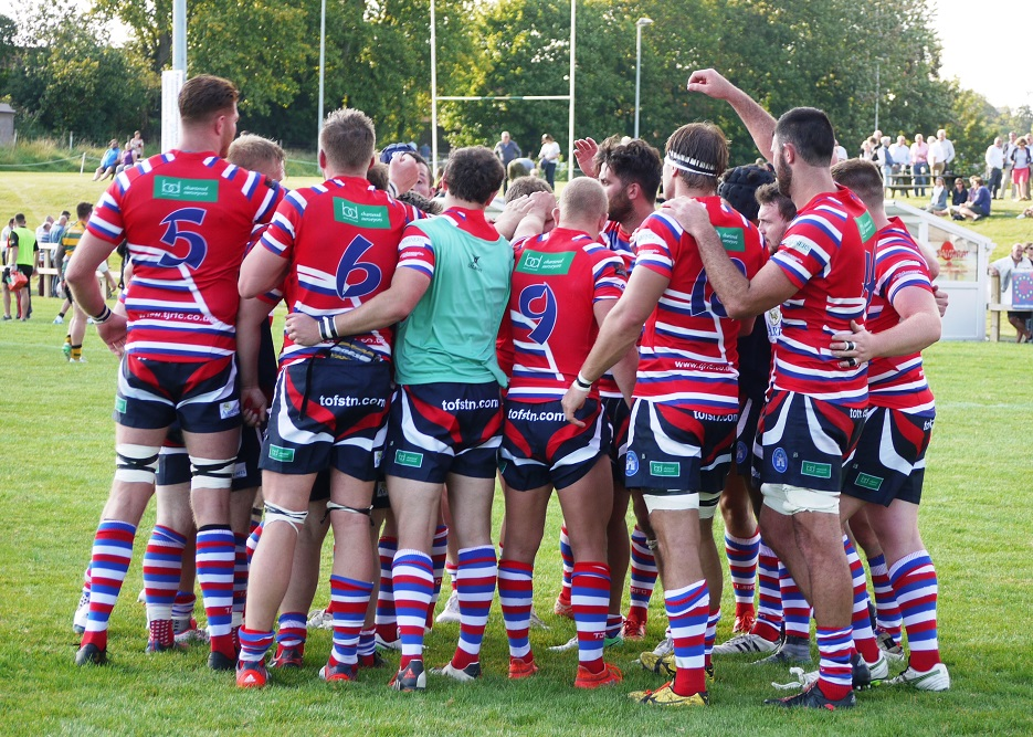 Rugby: Tonbridge Juddians pull away from Bury St Edmunds