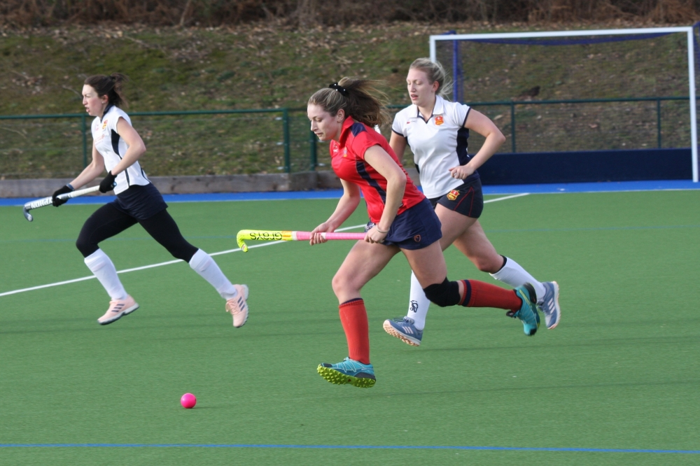 Hockey: Tunbridge Wells pegged back by leaders Upminster
