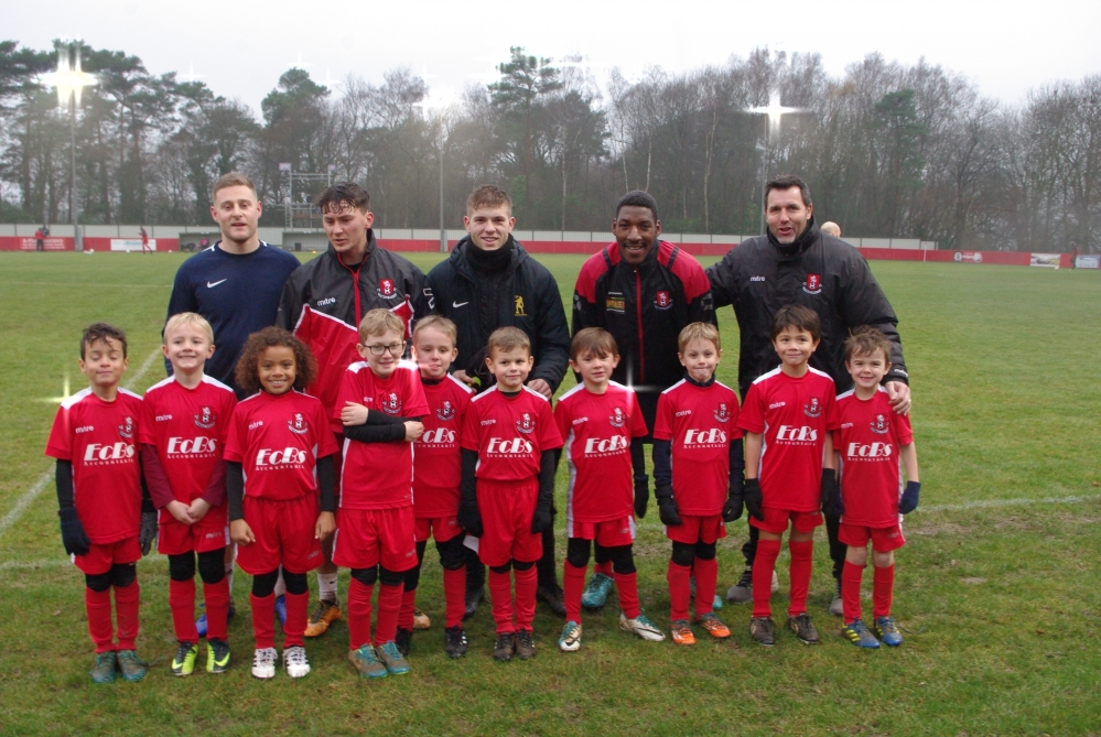 Football: Tunbridge Wells show fighting spirit at AFC Croydon