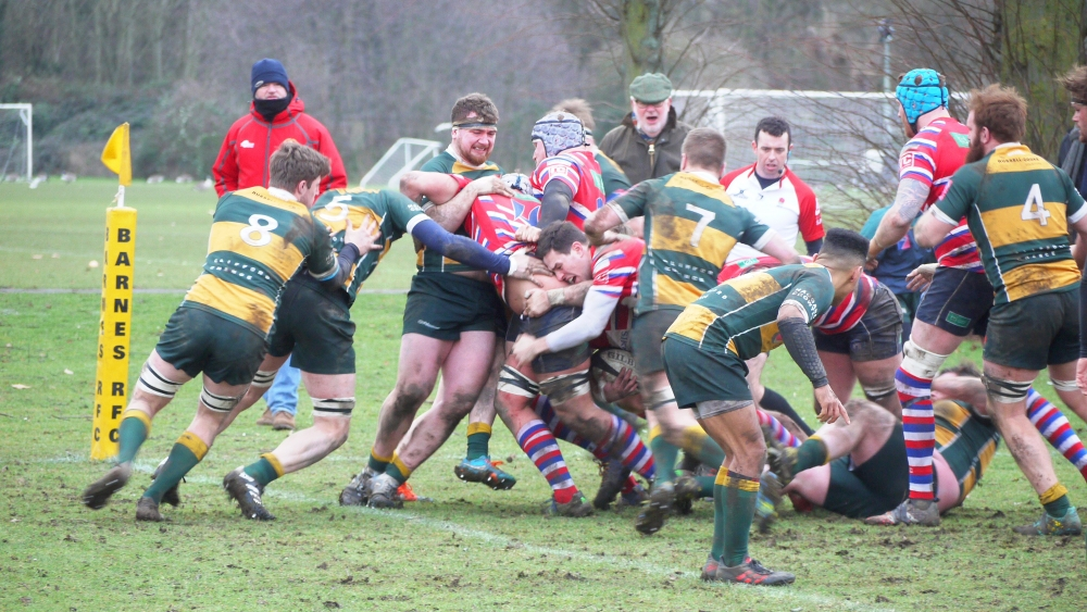 Rugby: Tonbridge Juddians beat Barnes in play-off charge