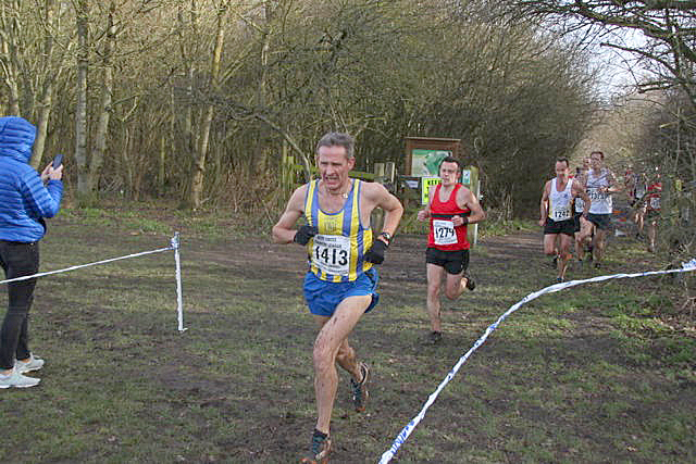 Athletics: Tunbridge Wells Harriers triumph in cross country