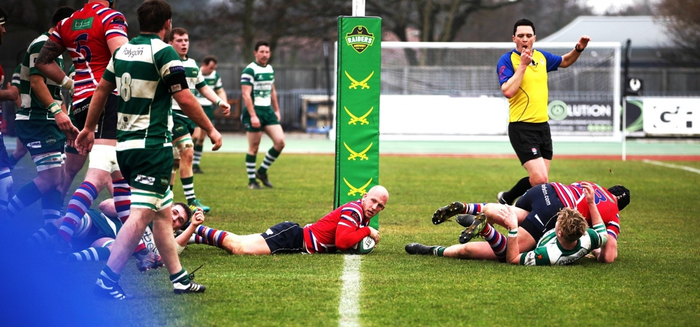 Rugby: Tonbridge Juddians flying high as hat-trick for Edwards sinks islanders