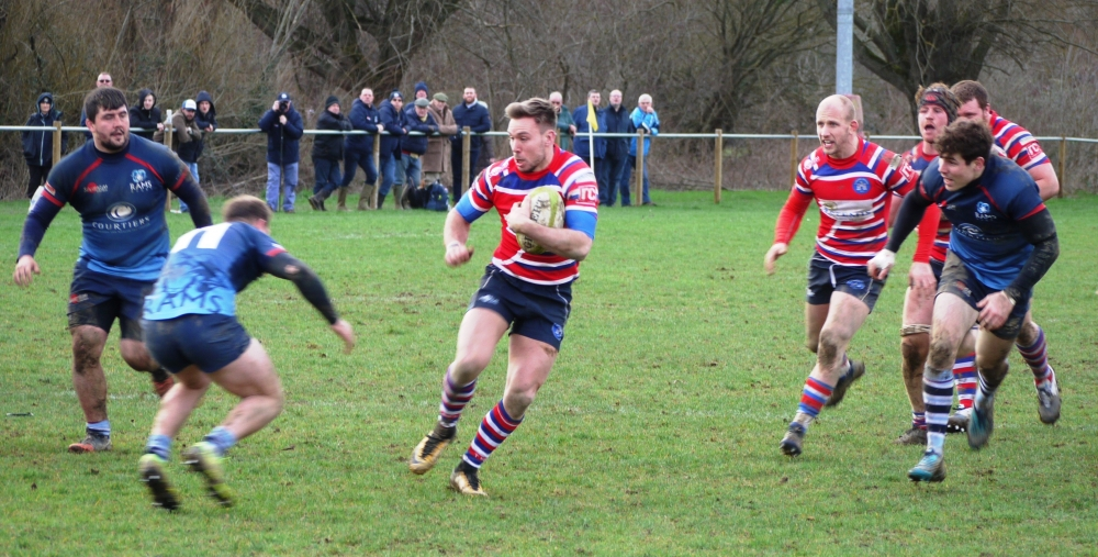 Rugby: Outstanding Tonbridge Juddians beat runaway leaders Rams